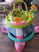 Детские ходунки Nuovita Gioco (Verde rosa/Зелено-розовый) #12, Елизавета К.
