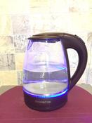 Электрический чайник Polaris PWK 1767CGL, серый #8, Анна С.