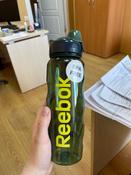 Бутылка для воды Reebok нет, зеленый, желтый, черный #13, Юлия А.