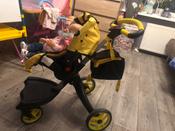 Детская игрушечная прогулочная коляска-трансформер Buggy Boom для кукол Aurora 9005 12-в-1 с люлькой-переноской #14, Anna T.