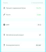 Умные напольные весы Picooc Mini (Bluetooth), черный #13, МИХАИЛ МУРАШЕВ