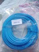 LAN кабель GCR для подключения интернета cat5e RJ45 1Гбит/c 30 м патч корд синий #15, Simon S.