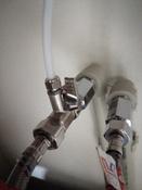 Фильтр под мойку для очистки воды трехступенчатый, быстросъемный БАРЬЕР ЭКСПЕРТ Стандарт, удаляет хлор #1, Вячеслав