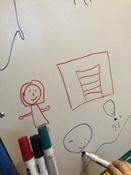 Набор OfficeSpace маркеров для белых досок 4 цвета #7, Светлана Т.