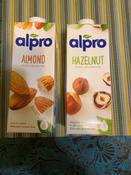 Alpro Ореховый напиток, обогащенный кальцием и витаминами, 1 л #9, Алина Р.