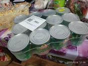 Овощные консервы Дядя Ваня Горошек зеленый консервированный, 12 шт по 400 г #1, Оксана