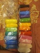 Воздушный пластилин Бестселлер, мягкий, легкий, яркий, скульптурный. Набор из 24 штук ( 2 упаковки по 12 цветов + инструменты для лепки в подарок). #4, Надежда Л.
