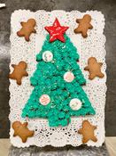 СДЕЛАЙ БОКС для торта Елочка (набор для выпечки), Домашняя Кухня #1, Дарья