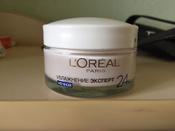 """L'Oreal Paris """"Увлажнение Эксперт"""" Ночной крем для лица для всех типов кожи, восстанавливающий, 50 мл #11, Маргарита С."""