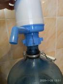 Помпа для воды Sonnen M-19, голубой, белый #11, Сергей С.