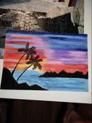 """Пастель масляная художественная для рисования Brauberg Art """"Classic"""", набор 36 цветов, круглое сечение #1, Надежда К."""