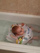 Круг надувной на шею для купания новорожденных и малышей Robby от ROXY-KIDS #2, Анастасия К.