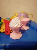 Полесье Набор игрушечной посуды Ретро 61683, цвет в ассортименте #3, Татьяна