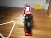 Конструктор LEGO Technic 42107 Ducati Panigale V4 R #15, максим д.