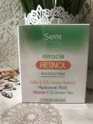 Sefite Чудесный крем омоложение для лица с ретинолом, витамином Е и гиалуроновой кислотой, 50 мл. #7, ЛЕЙСАН Х.