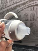 NUK FC+ Обучающая бутылочка ДИСНЕЙ Винни с силиконовой насадкой и ручками - Бежевая (150 мл.) #4, Алёна К.