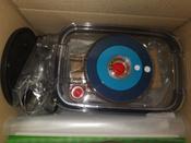 Погружной блендер Bosch ErgoMixx MS6CB61V5 с функцией вакуумирования, черный #13, Иванова Елена Анатольевна