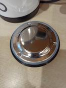 Электрический чайник Kitfort КТ-639 #7, Матовый, свет приглушенный