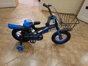 Детский велосипед Yibeigi V-12 синий #7, Ольга П.