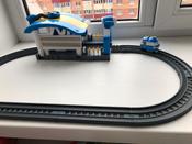 Robot Trains Набор трансформеров Мойка Кея #4, Оля О.