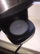 Кофеварка электрическая Капельная Polaris 658642, серый металлик, черный #5, Екатерина З.