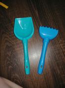 Disney Набор игрушек для песочницы Русалочка №4, 6 предметов, цвет в ассортименте #9, Герман С.