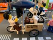 Конструктор LEGO City Town 60233 Открытие магазина по продаже пончиков #3, Юлия Л.