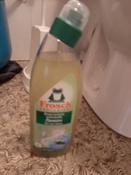 Средство для ванной и туалета Frosch Очиститель унитазов Лимон, 750 мл х 2 шт #7, Ольга ш.