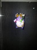"""Светодиодная фигура """"Олень"""" со сменой цвета на присоске 70x95x13 мм, цвет свечения: RGB #7, Александр К."""