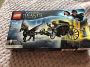 Конструктор LEGO Harry Potter 75951 Побег Грин-де-Вальда #10, Лидия Б.