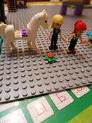 Конструктор LEGO Classic 10701 Строительная пластина серого цвета #10, Татьяна