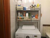 Полка для стиральной машины Gromell DENNA #9, Оксана Б.