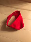"""Намордник для кошки """"V.I.Pet"""", цвет: красный. Размер L #4, Анна П."""