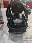 Компрессор автомобильный Q3 Stvol, металлический со светодиодным фонарем, 40 л/мин, 12В, 10А, с сумкой #8, Виктория Н.