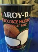 Кокосовое молоко Aroy-D, 70%, 400 мл #5, Елена Макшеева