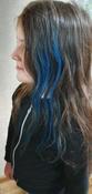 """L'Oreal Paris Красящий спрей для волос """"Colorista Spray"""", оттенок Бирюзовые Волосы, 75 мл #11, Анастасия Х."""