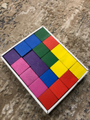 Кубики цветные Томик 20 шт. #4, Оксана Е.