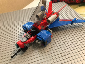 Конструктор LEGO Marvel Super Heroes 76150 Реактивный самолёт Человека-Паука против Робота Венома #2, Наталья К.