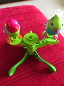 DigiFriends Интерактивная игрушка Птички на дереве цвет бирюзовый салатовый #8, Анастасия Х.