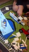 Конструктор LEGO City Police 60139 Мобильный командный центр #2, Ирина Н.