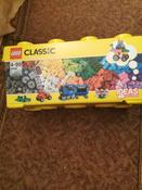 Конструктор LEGO Classic 10696 Набор для творчества среднего размера #191, Валентина Н.