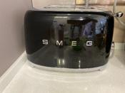 Тостер SMEG TSF02, черный #2, Арина У.