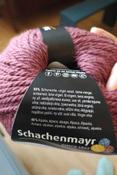 Пряжа для вязания Schachenmayr Originals Alpaca Classico, лиловый (00041), 90 м, 50 г #4, Алена