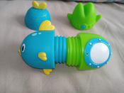 Lubby Игрушка для купания разборная Рыбка #13, Екатерина И.