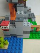 Конструктор LEGO Minecraft 21141 Пещера зомби #5, Владислав К.