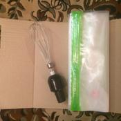 Погружной блендер Bosch ErgoMixx MS6CB61V5 с функцией вакуумирования, черный #3, Наталья