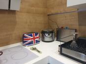 Тостер на 2 ломтика с британским флагом #2, Алякина Елена