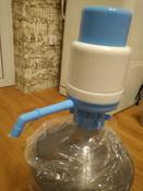 Помпа для воды Sonnen M-19, голубой, белый #4, Коннова Юлия
