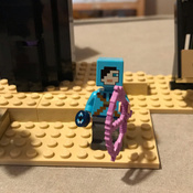 Конструктор LEGO Minecraft 21151 Последняя битва #2, Екатерина С.