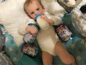 Молочко NAN 3 OPTIPRO для роста, иммунитета и развития мозга, с 12 месяцев, 400 г #6, Жидоморова Евгения